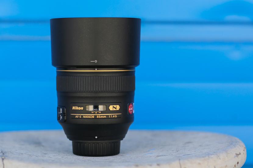 Nikon 85mm F1.4 AF-S Lens