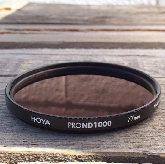 Hoya Pro ND 1000 Filter