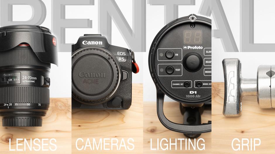 ACME Camera Company - Lens, camera and lighting equipment rental ...